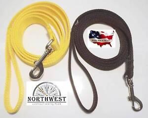 Dog leash, Double Webbing, extra Heavy Duty