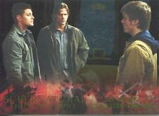 Supernatural Seasons 4-6 Gold Parallel Base Card #16 The Other Winchester Br