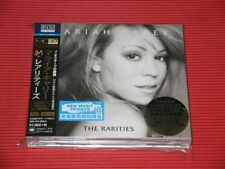 MARIAH CAREY-THE RARITIES-JAPAN 2 BLU-SPEC CD2+BLU-RAY  4547366472561