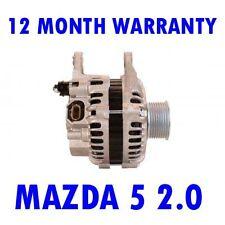 MAZDA 5 2.0 MPV 2005 2006 2007 2008 2009 2010 - 2015 RMFD ALTERNATOR