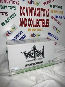 Mattel VOLTRON RED LION AND LANCE - COMPLETE IN BOX