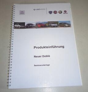 Produkteinführung Fiat Doblo Tipo 263 Desde 2010 De 01/2010