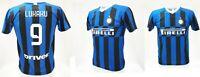 Maglia Lukaku Inter 2020 Prodotto Ufficiale Divisa Ufficiale 2019 Romelu stampa