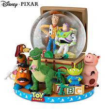 Bradford Exchange Disney·Pixar Toy Story Musical Glitter Globe