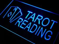 "16""x12"" i446-b Tarot Reading Services Neon Sign"