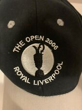 New listing THE OFFICIAL OPEN 2006 GOLF CAP - MINT / USED