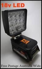 AEG 18V LED Light Adapter / Torch / Work Light / Tool - Innovation Australia