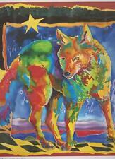 """Wolf"" -  - Wildlife -- Art Print"