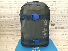ADIDAS Backpack SKATE Rucksack Navy Strong Polyester Shoulder Laptop Bags BNWT
