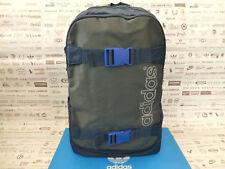 adidas Backpack Skate Rucksack Navy Strong Polyester Shoulder Laptop Bags