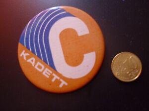 Opel Kadett C Anstecker Pin Anstecknadel