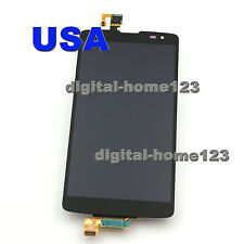 US Assembly LCD Disply Touch Screen Digitizer For  LG G Vista VS880 D631 Black