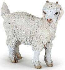 Papo 51171 Young Angora Goat Model Farm Animal Figurine Toy Gift- NIP