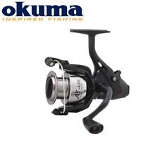 NEW 2019 Okuma AK Baitfeeder Carp Fishing Reel Aluminium Reel +extra spool