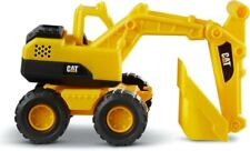"""NEW CAT Tough Machines Tough Rigs 15"""" Excavator from Mr Toys"""