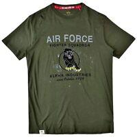 Alpha Industries Black Panther Tee Camiseta