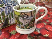 Emma Bridgewater Year In Country Chicken Landscape 0.5pt Mug New Best BNIB Last