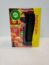 Air Wick Freshmatic Ultra Automatic Spray Unit - Pumpkin Spice fragrance