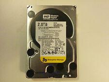 "Western Digital RE4 WD2003FYYS-02W0B1 2TB 7200RPM 64MB Cache SATA 3.0Gb/s 3.5"""