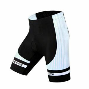 Men's Cycling Shorts Padded Bicycle Shorts Road Bike Cycle Pants Clothing Summer