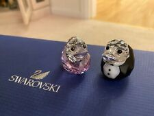 More details for swarovski crystal sir and lady happy ducks