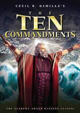 The Ten Commandments (DVD, 2013)