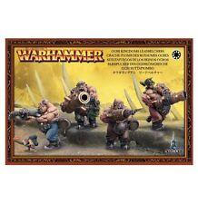 Warhammer Fantasy Age of Sigmar Ogre Knigdoms Leadbelchers NIB
