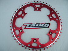HUSQVARNA SM, SMR, GAS GAS EC, CCM, BETA, SHERCO 50T REAR SPROCKET,  RED