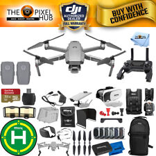 DJI Mavic 2 Pro 2 BATTERY MEGA ACCESSORY BUNDLE W/ Filter Kit, Drone Vest + More