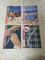 Vintage Lot The American Rifleman Magazine Lot of 4 Issues 1940s