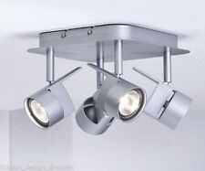 Spot-Strahler mit 4-6 Lichtern aus Metall