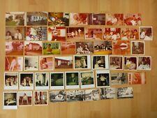 Konvolut Sammlung 49x altes Foto alte Fotos Menschen Feier Autos 70er 80er Jahre