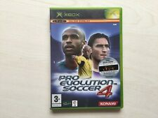 Pro Evolution Soccer 4 (Microsoft Xbox) Spiel UK PAL gebraucht