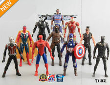 Comic-Actionfiguren für 12-16 cm