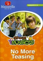 Get Along Monsters-No More Teasing [New DVD]