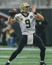 Drew Brees UNSIGNED 8X10 Photo New Orleans Saints