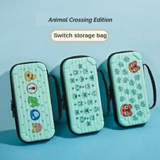Travel Carrying Storage Bag Hard Shell Case for Switch Animal Crossing Portable