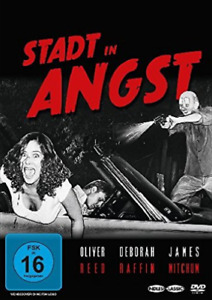 Reed, oliver-stadt in angst dvd new