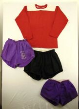 Lot 1960s Gym Clothes California Sweatshirt Shirt Cotton Shorts Phys Ed Southern