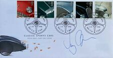 Autograph Of Jeremy Clarkson Signed FDC First Day Cover + COA