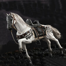 1/6 Scale Animal Ancient Race War Horses Action Figure Model Hot Toy Doll White