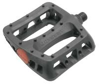 """Odyssey Black Twisted PC 9/16"""" Pedals"""