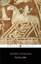 The Prose Edda : Tales from Norse Mythology by Snorri Sturluson and Jesse L.