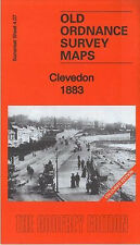 Clevedon 1883: Somerset Sheet 04.07a: Coloured Edition by Tony Painter (Sheet ma