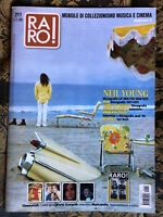 RARO! 211 Magazine about discography ps NEIL YOUNG PFM Tozzi Beatles Sorrenti