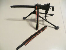 SOLDIERS OF THE WORLD FORMATIVE INTERNATIONAL 30 CAL MACHINE GUN 1/6 SCALE