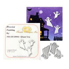 Halloween Ghost Trio Metal Die Cut Frantic Stamper Cutting Dies FRA-DIE-09953