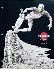 Powell Peralta Classic Spring 2008, Skateboard Products Catalog, Vc Johnson Art