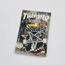 Thrasher Skateboard Magazine Assorted Stickers Decals - 10 Pack