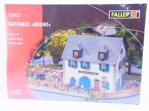"44287 Faller H0 130437 Inn "" Crown "" Kit New Original Packaging"